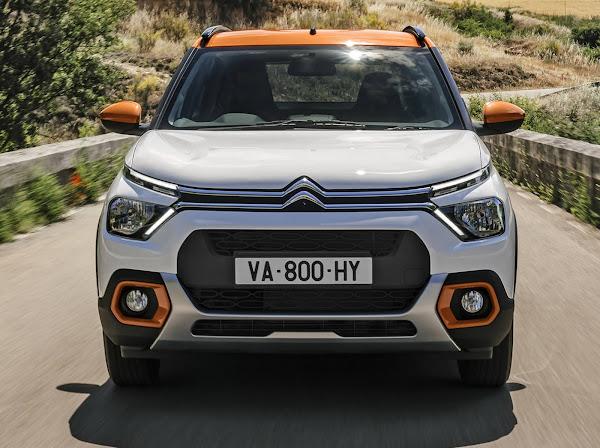 Novo Citroën C3 2022: fotos e especificações - lançamento em 2022 - Brasil